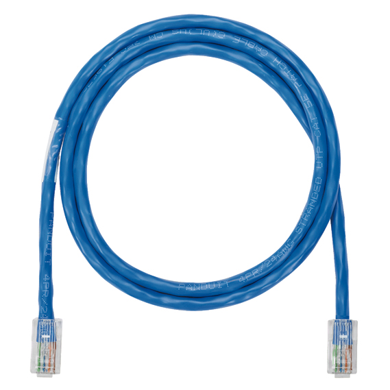 Panduit patch cord cat5e NK5EPCxMBUY (blue) (x= m )