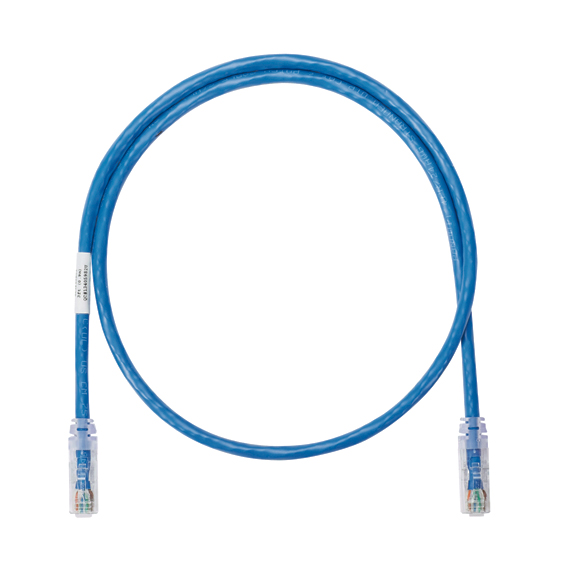 PANDUIT PATCH CORD CAT6E NK6PC3MBUY (Blue)