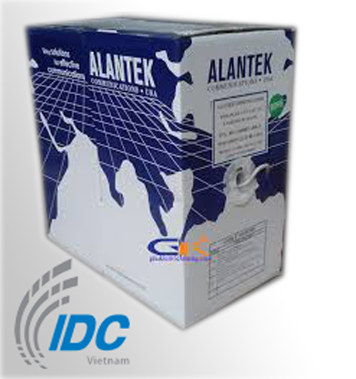 Alantek Cat6 cable 4-pair Solid Cable