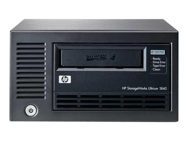 HP StoreEver LTO4 Ultrium 1840 SCSI External (EH854A)