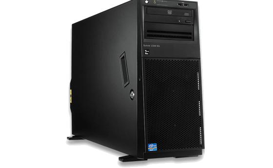 Server IBM X3300 M4 - E5-2407 (7382B2A)