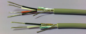 Alantek audio/control 22AWG, 4 pair(301-CI9204-0000)