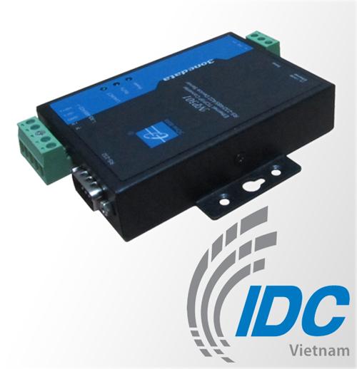 Bộ chuyển đổi 1 cổng RS232/485/422 sang Ethernet 10/100M