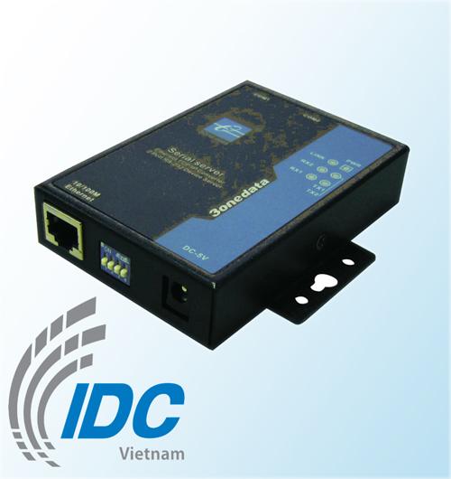 Bộ chuyển đổi 2 cổng RS232 sang Ethernet 10/100M