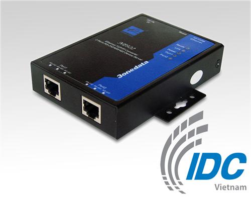 Bộ chuyển đổi 2 cổng RS485/422 sang Ethernet 10/100M
