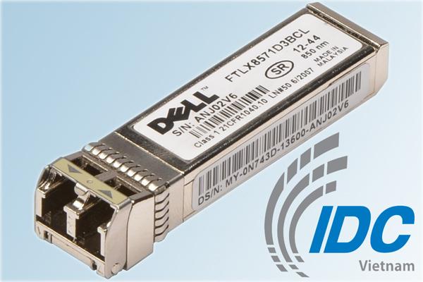 N743D, DELL Models FTRJ8519P1BNL SFP+ SR 10GB Module