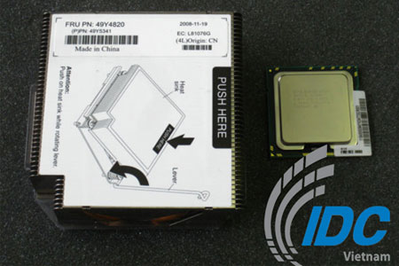 49Y4820 - heatsink for IBM X3650m2, M3